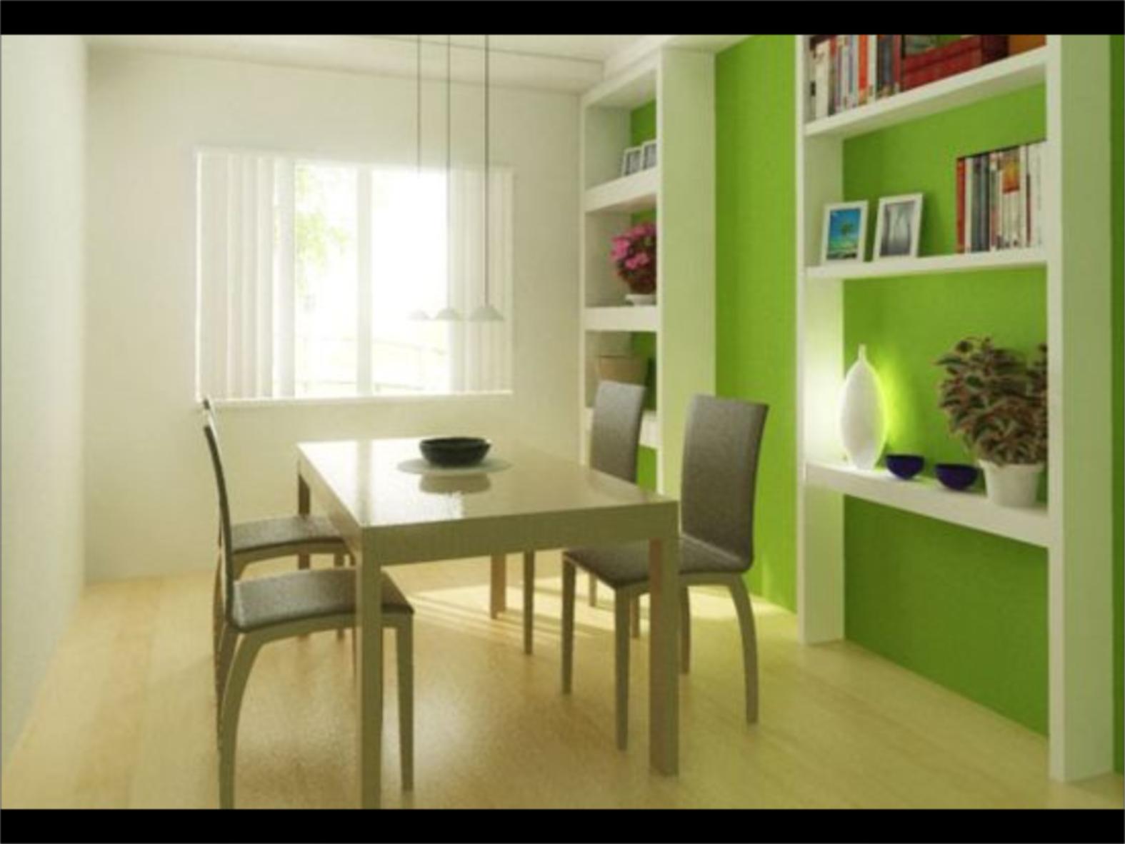 Ruang Makan Keluarga yang Ideal
