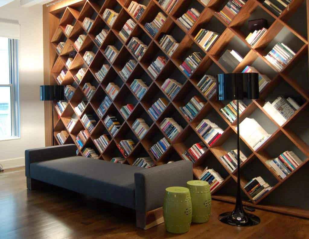 Inspirasi Perpustakaan Mini Dalam Rumah