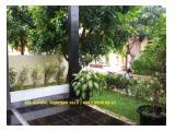 Disewakan rumah luas dalam cluster di Jatimakmur