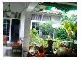 Dijual Cepat Rumah Menteng Lingkungan Expatriat Jalan Lebar