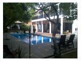 Exclusive Rumah Mewah Bernuansa Bali @Kemanggisan