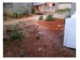 rumah puspitek pamulang dekat serpong jaya, ada kios/kontrakan/tanah kosong