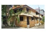 Jual rumah hoek Puloasem 168m, 2 lantai, rumah lama