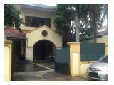 Dijual Cepat Rumah Lama Mampang Prapatan Jalan Lebar Jarang Ada (BU)