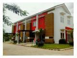 Rumah dijual cluster bagus serta nyaman di green grass ciracas TMII Jakarta Timur