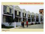 Rumah 2 lantai kondisi baru&siap huni di Poris Centrum dekat Stasiun Poris