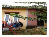 Rumah Sederhana + Tanah 230 m2 Pondok Rajeg Cibinong