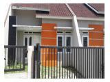 Rumah minimalis 5 unit Kalibaru Depok
