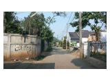 Dijual Rumah di Jati Asih, Bekasi Barat - 1 Kamar Tidur - Eks. Kantor Arsitek