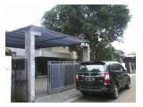 Rumah Strategis Rawamangun 3 menit dari pintu tol