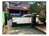 Dijual Rumah di Perumahan Telaga Mas Bekasi Utara - 2 Kamar Tidur - Semi Furnished