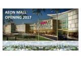 NEW LAUNCHING Cluster SHINANO JGC Jakarta Garden City. Harga 1,4M-an. BEST INVESTMENT