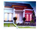 Dijual rumah bangunan baru di tengah kota bekasi