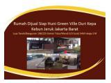 Rumah Siap Huni Green Ville Duri Kepa Kebun Jeruk