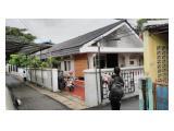 Dijual Rumah Kalibata Pancoran 484 m2