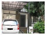 Kontrakan sewa rumah cluster DeLatinos Santiago BSD Serpong Tangerang Tangsel Rawabuntu Banten