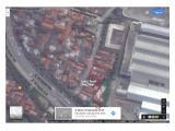Foto diambil dari atas melalui Google Maps