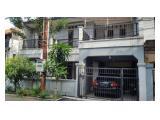 Rumah Rawamangun 177m 2lantai depan taman