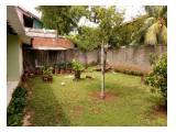 Rumah asri dan nyaman di Kedaung Tangerang Selatan