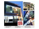 Rumah Baru Minimalis Siap Huni dalam Komplek di Pasteur, Gunung batu, Bandung