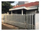 Jual Cepat Rumah Kebayoran Baru Lokasi Bagus dekat Ciranjang (BU)