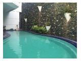 Jual Cepat Rumah Lux Lingkungan Expat Terfasilitasi Swimming Pool Jalan Lebar (BU)