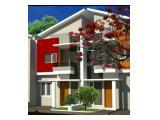 Launching Rumah 2 Lantai Murah Berkulitas Lokasi Sangat Strategis