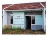 Rumah Murah di Wahan Pondok Ungu Lb/Lt. 36/60m2 Strategis, Bebas Banjir