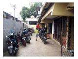 Jual Rumah Kontrakan 12 Kamar Lb/Lt. 270/300m2 Murah Bebas Banjir Jual Cepat