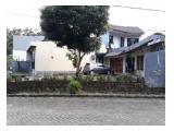 Dijual rumah, Tanah Luas 252m2. Hook & hadap timur. Lingkungan Asri. Pamulang - Tangerang Selatan