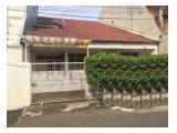 Rumah Pinggir Jalan Utama Di Preferred Area Tebet Timur