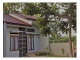 Rumah Cluster Hanya 5 Unit Dekat Stasiun KRL Citayam