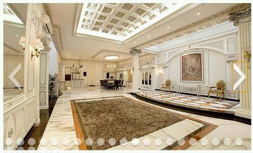 Jual Rumah Mewah Di Puri Jimbaran Ancol Timur Jakarta Utara 3 Lantai 8 Kt 8 Km 4889