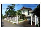 Rumah Besar Dengan Basement di Haji Goden Pondok Pinang