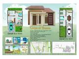 Rumah Griya El'Buana Bojong Gede Bogor unit G1