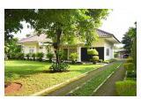 Rumah luas dan asri di Bogor dijual