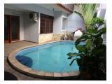 Jual Cepat Rumah Cantik Fully Furnish 2 lantai Siap dihuni kawasan elite Pondok Indah