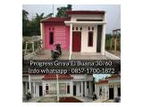 Rumah Minimalis Griya El'Buana Bojong Gede Bogor unit G1