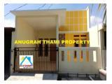 Rumah Minimalis Kuning Di Villa Gading Harapan ( RIA - MTH / 2022 )