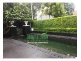 Dijual Rumah di Jl.Brawijaya, Kebayoran Baru