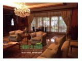 Dijual Rumah Lux di Jl Bukit Golf - Pondok Indah.