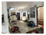 Dijual Rumah di Cempaka Putih Timur, Jakarta Pusat (4+1KT, 4+1KM, Unfurnished)