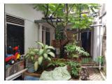 Jual Rumah Tua di Jl. Cisanggiri, Kebayoran Baru