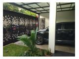 Dijual Rumah Jl. Gaharu Cilandak, Jakarta Selatan 4+1 Bedroom Private Pool Moroco style
