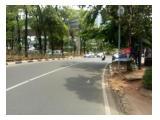 Jual Cepat Rumah Lama/Tua Pakubuwono Kebayoran Baru Pinggir Jalan LT 770m2 Dibawah NJOP SHM