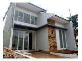 Rumah Termurah Cuma 5 Menit Stasiun Depok Baru Ciyusss, Sukmajaya, Depok