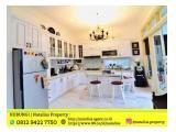 Jual Rumah Cantik Mewah Menteng Lokasi Premium Tenang Jalan Lebar
