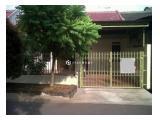 Rumah 1 lantai dengan posisi strategis di Jakarta Barat - SH3555