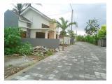 Rumah Yogyakarta Termurah dengan Akses Lebar 6m-7m Dekat Kampus PGRI Yogyakarta