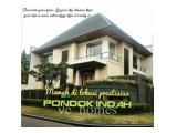 Dijual Rumah di Metro Alam, Pondok Indah - Jakarta Selatan